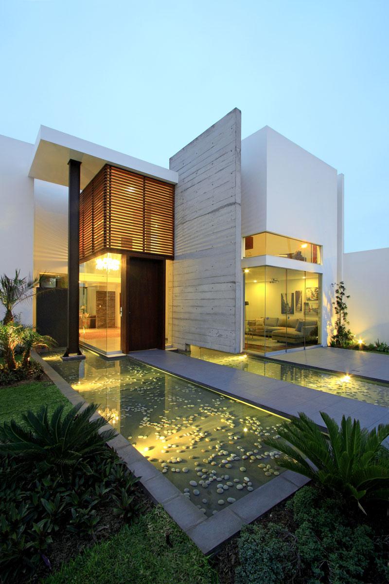 Casa ene rubio arquitectos arquimaster - Arquitectura de casas ...