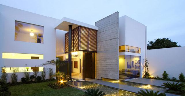 Lima arquimaster for Casa de arquitecto moderno