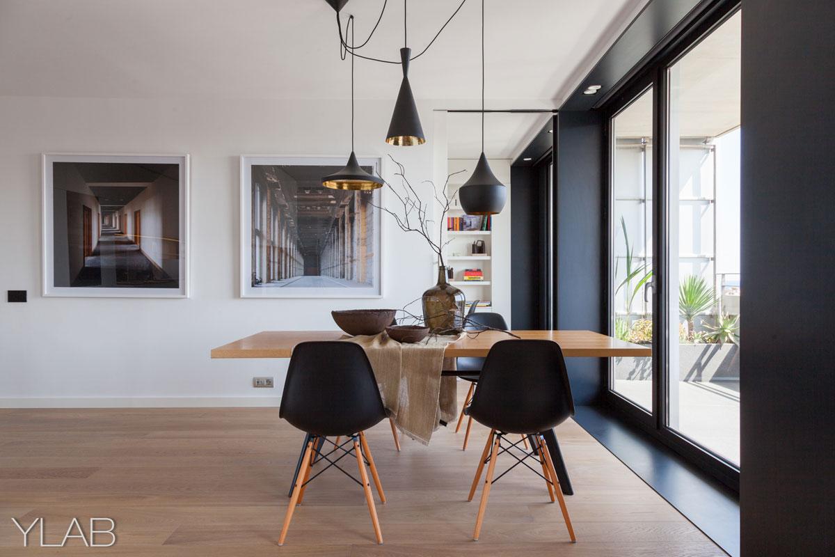 Apartamento en diagonal mar ylab arquitectos arquimaster for Master interiorismo barcelona