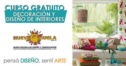 Cursos talleres y seminarios arquimaster for Escuela de decoracion de interiores