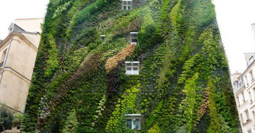 Energ a eolica arquimaster for Edificios con jardines verticales