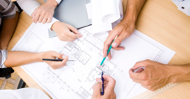 Oferta laboral arquitecto a o estudiante avanzado de for Tecnica de oficina wikipedia