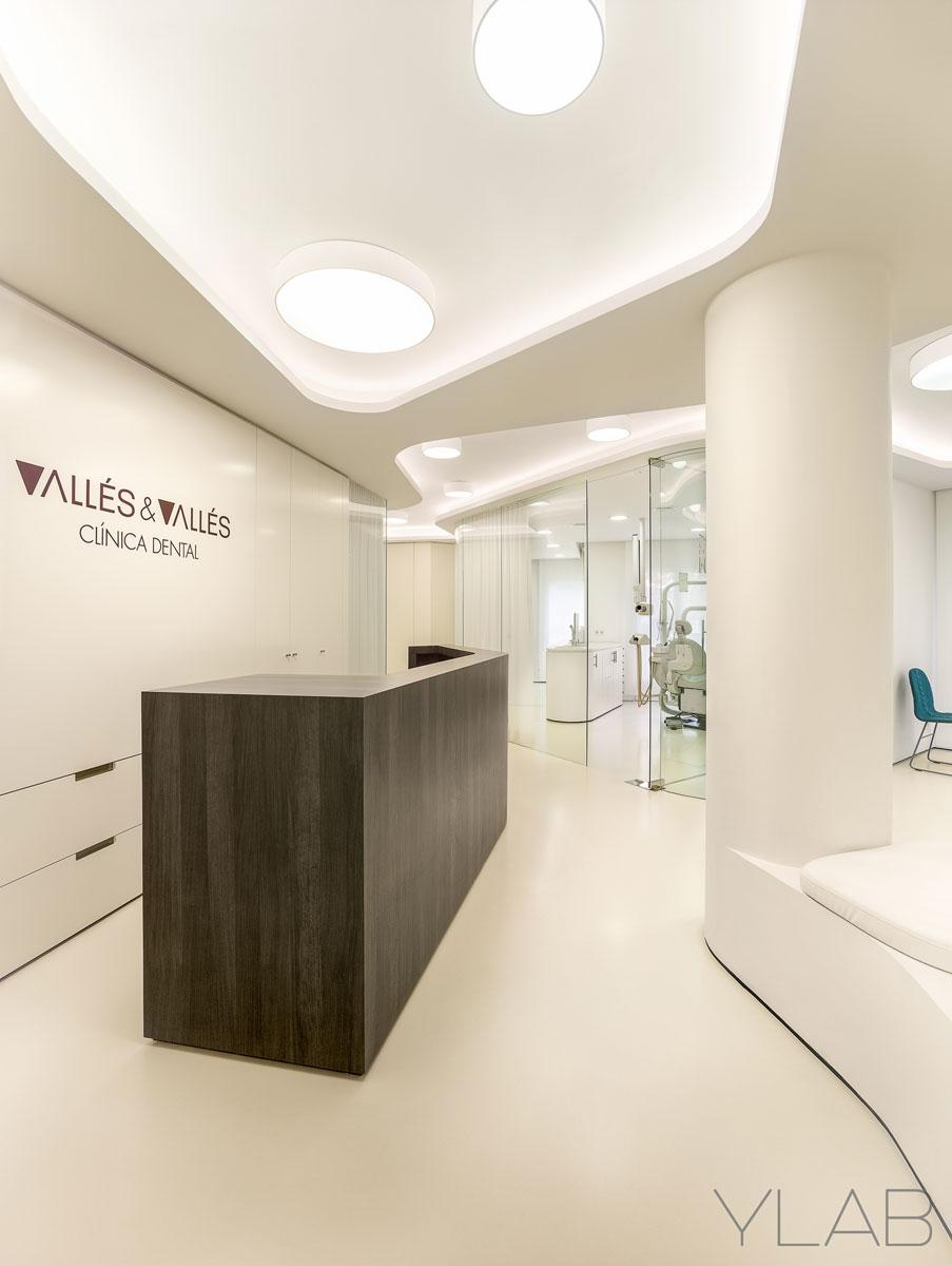 Clinica dental valles valles ylab arquitectos - Planos de clinicas dentales ...