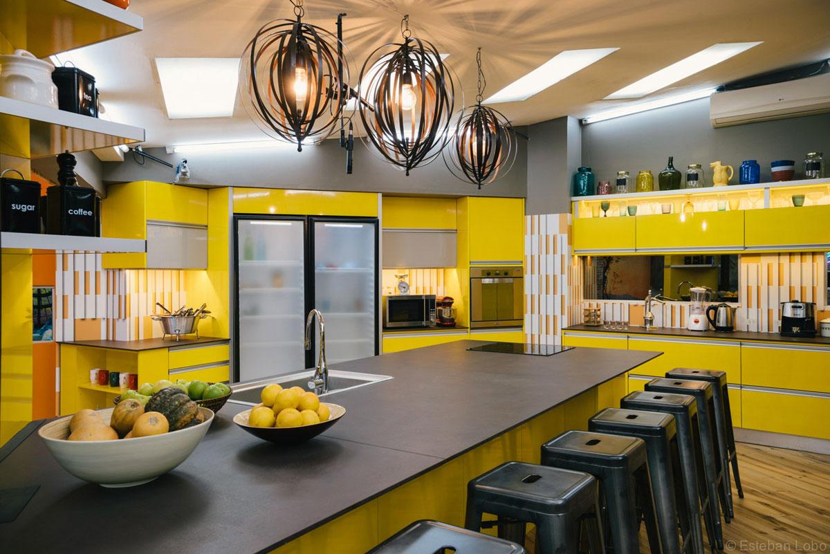 Itar Amoblamientos presente en la cocina más famosa del país ...