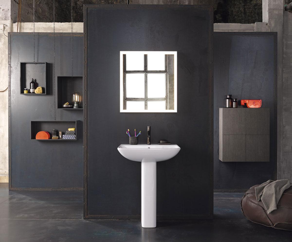 Baños Al Estilo De Candice: de baño al estilo loft equipamiento de baño al estilo loft