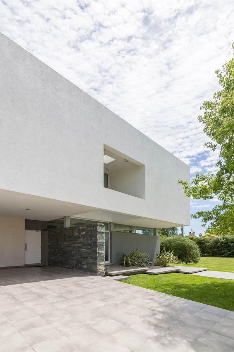 Casa en el paso estudio arrillaga parola arquitectos - Estudio 3 arquitectos ...