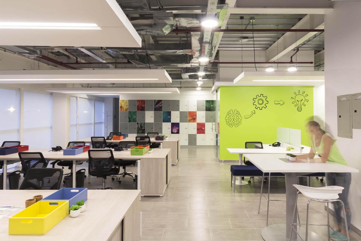 Oficinas sustentables la clave del cambio est en las personas arquimaster - Web oficina euskaltel ...