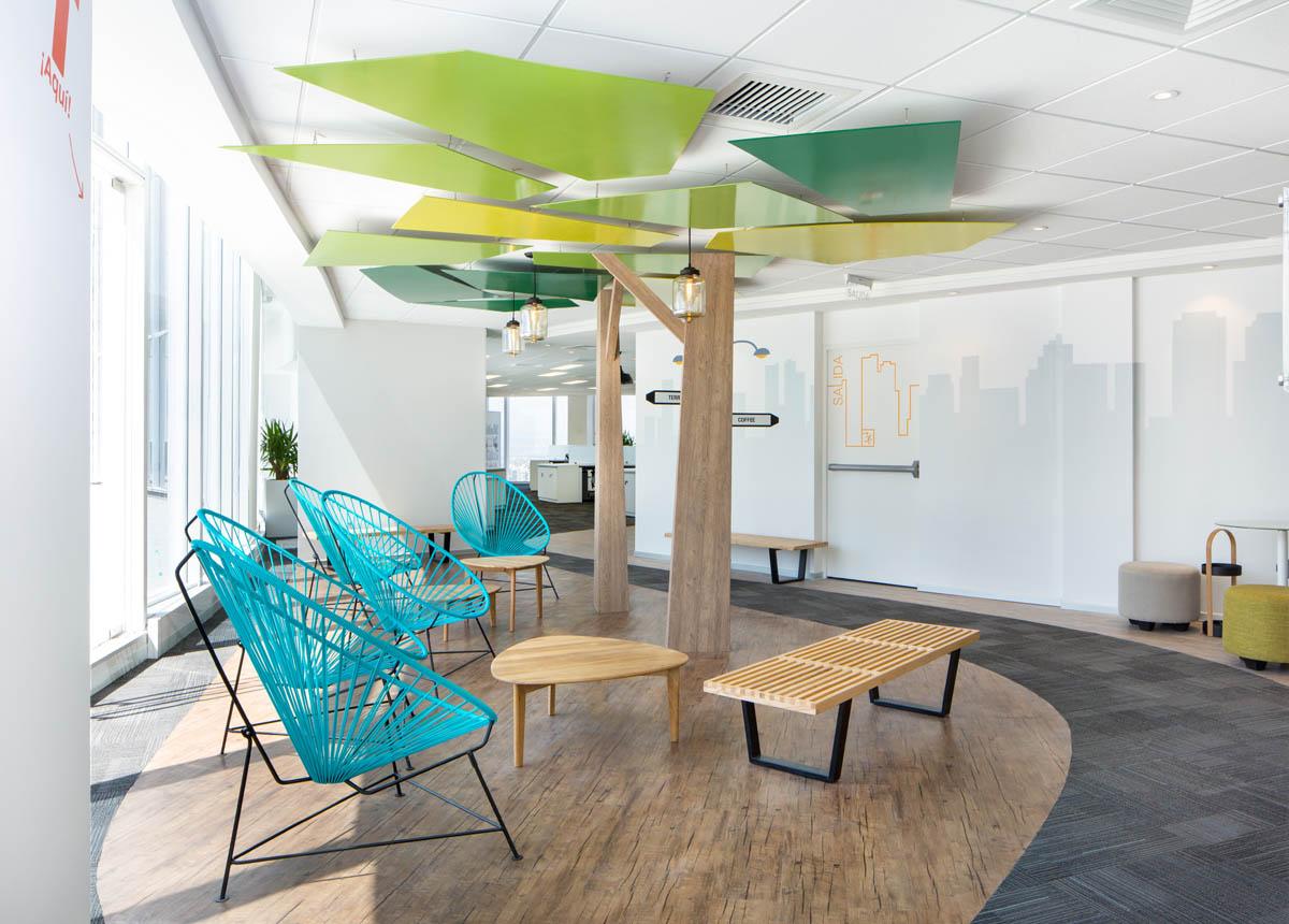 Oficinas sustentables la clave del cambio est en las for Oficinas arquitectura