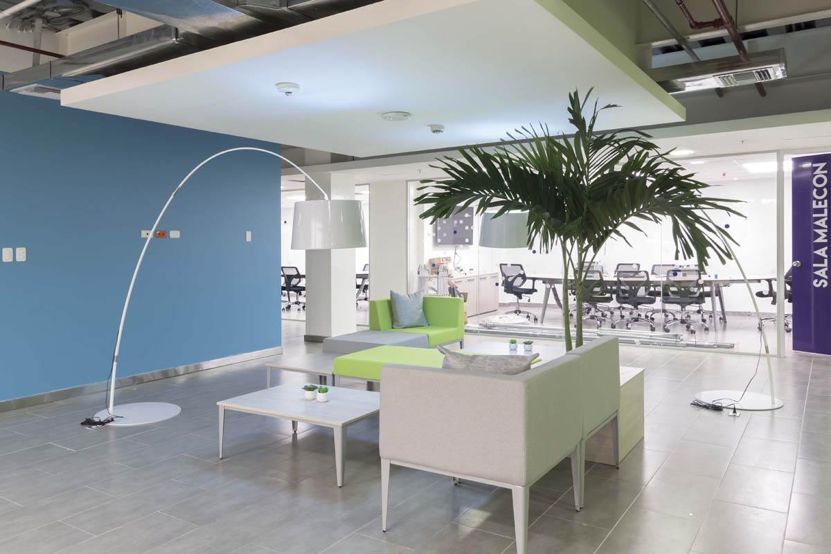 Oficinas sustentables la clave del cambio est en las for Internet para oficinas