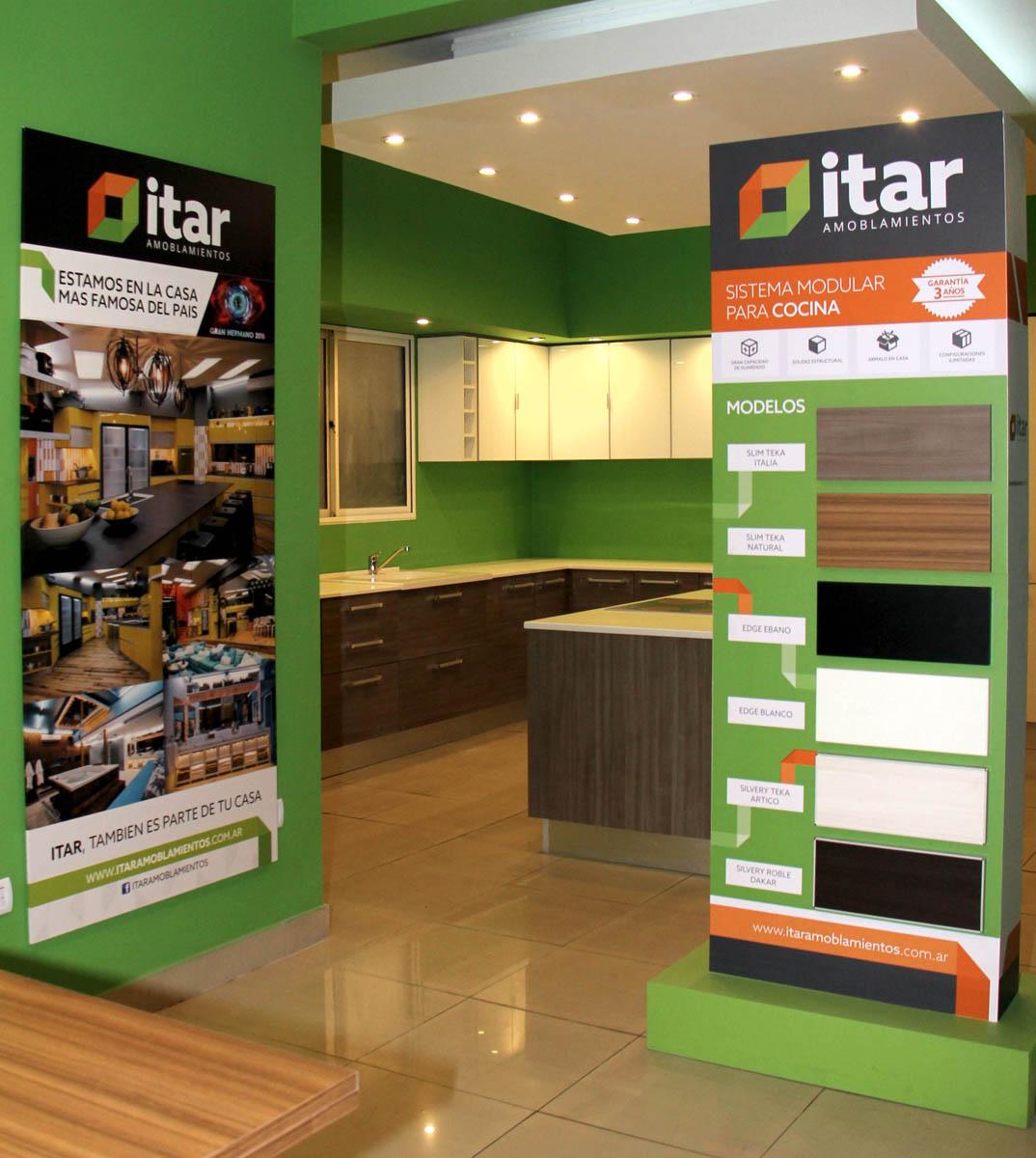Muebles Para Baño Itar:Itar Amoblamientos inaugura su primer showroom