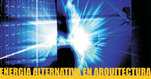 Curso de energ a alternativa en arquitectura arquimaster for Aulas web arquitectura