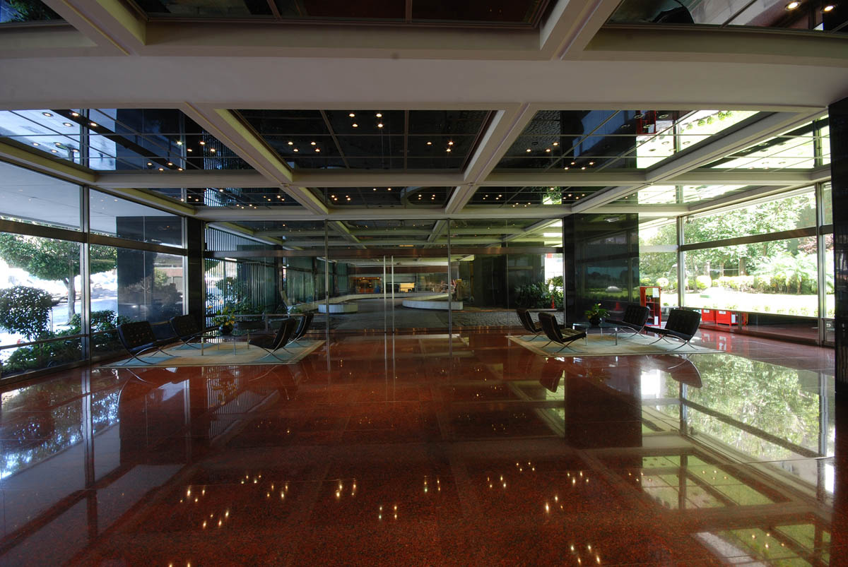 El emblem tico edificio plaza san mart n fue certificado for Oficinas de american express