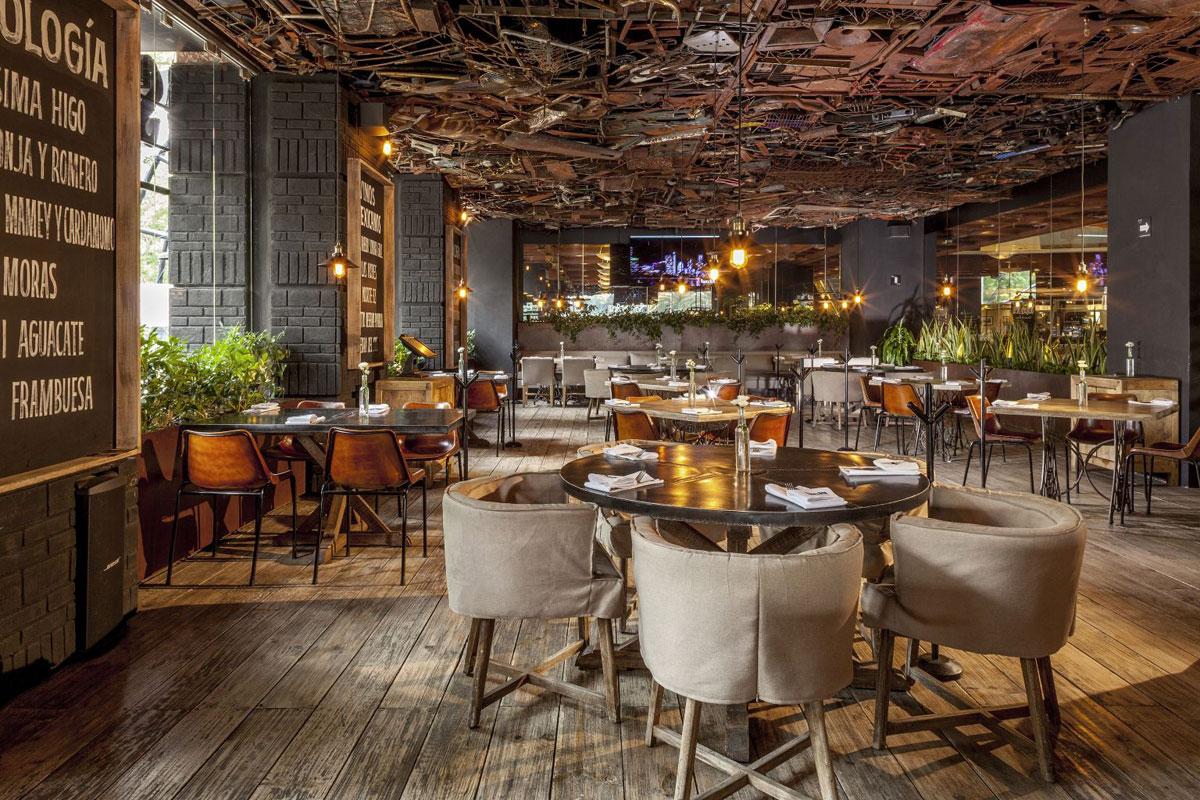 Restaurante Sonora Grill Reforma Pasquinel Studio