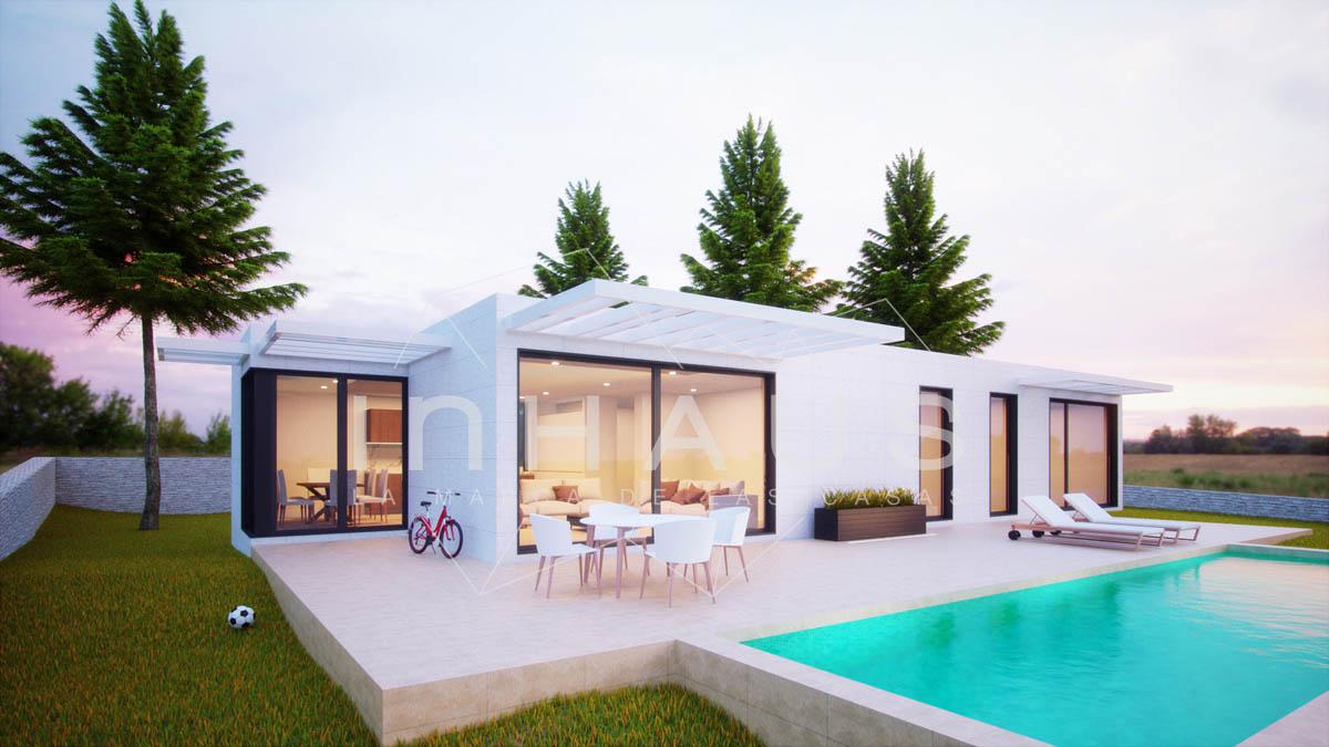 Como construir una casa en 60 d as arquimaster - Casas inhaus opiniones ...