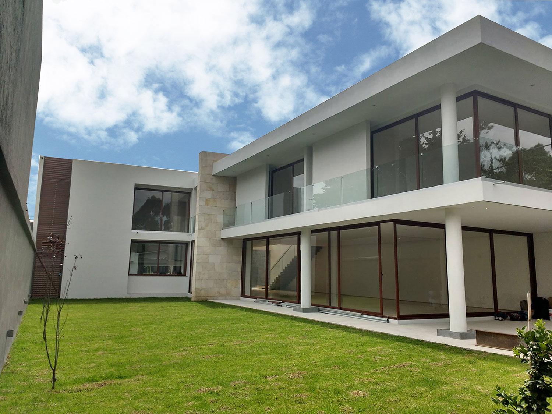Casa vista hermosa maz arquitectos arquimaster for Casa vista hermosa