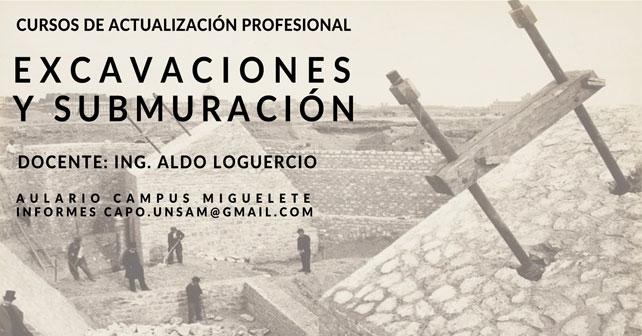 Curso excavaciones y submuraci n arquimaster for Curso arquitectura software