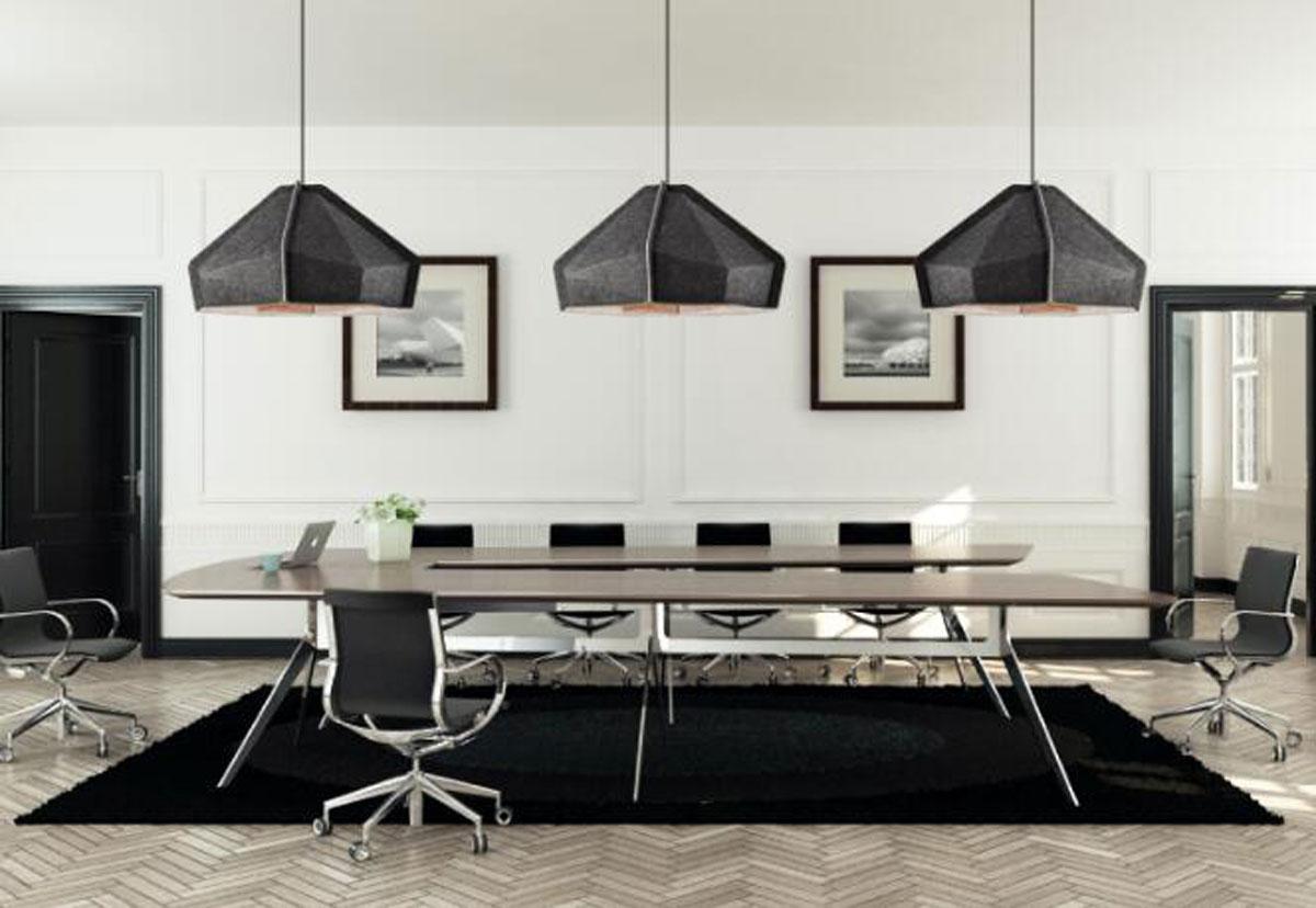 Tendencias en mobiliario de oficina en 2018 arquimaster for Mobiliario de oficina de diseno