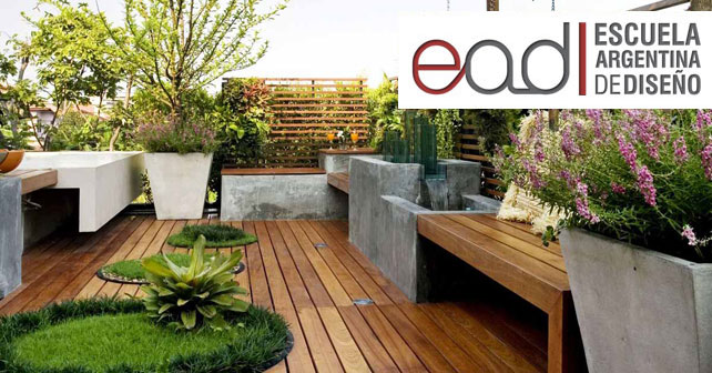 Curso De Diseño De Balcones Terrazas Y Jardines Ead
