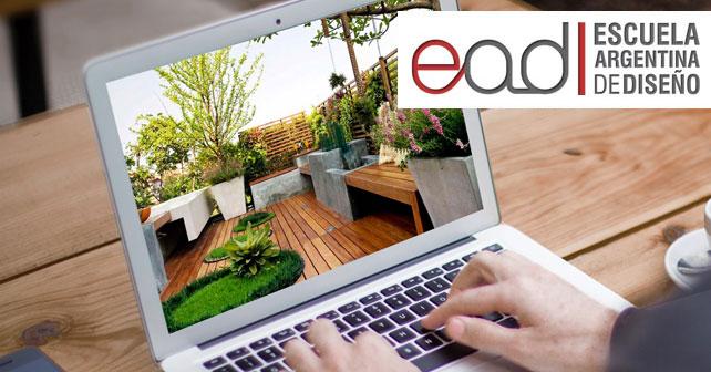 Curso De Diseño De Balcones Terrazas Y Jardines A