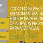 Curso Todo lo nuevo en normativa urbana y edilicia para el desarrollo de nuevos proyectos para viviendas