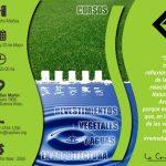 Curso Revestimientos Vegetales y Aguas en Arquitectura