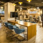 Mojo Bar en Oficinas Diageo / Contract Workplaces