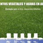 Curso sobre Revestimientos Vegetales y Aguas en Arquitectura
