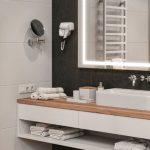 Tips para aprovechar el espacio en baños