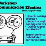 Workshop Comunicación Efectiva para Arquitectos