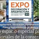 4º Expo Decoración & Expo Arquitectura, Decoración, Iluminación y Muebles