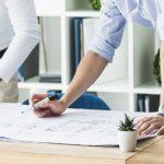 Oferta laboral: Arquitecto Sr. graduado p/ documentación de obras de edificios y complejos habitacionales