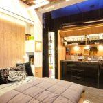 OcultARTE, vivienda de 30 m2 para un artista millenial