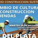 Seminario de Construcción Sustentable con Madera en Mar del Plata