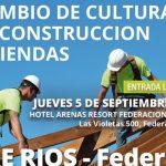 Seminario de Construcción Sustentable con Madera en Entre Ríos