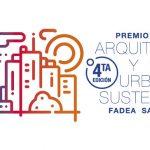 4ta. edición del Premio Nacional de Arquitectura y Diseño Urbano Sustentable