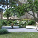 Proyecto 1º Premio Concurso Idea Raíz Hospital Británico / Batlle-Ladino-Ottaviani