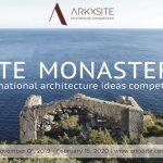 Concurso Internacional de Ideas de Arquitectura Site Monastery