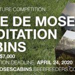 Concurso Vale De Moses Meditation Cabins