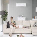 Aires acondicionados LG: tecnología que ahorra 70% de energía
