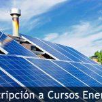 Cursos gratuitos sobre energía solar térmica y fotovoltaica 2020