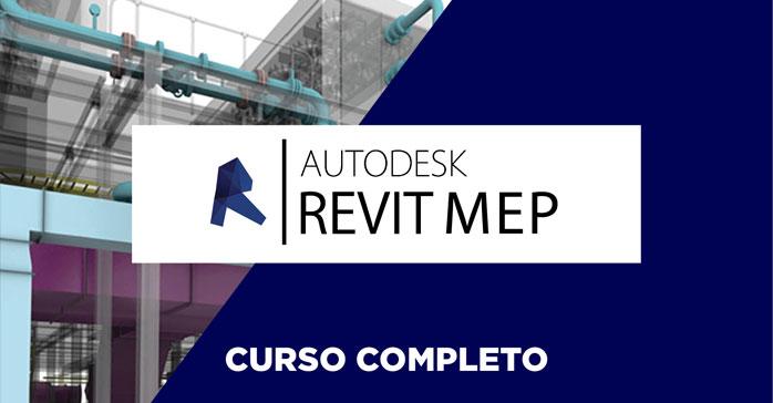 Curso completo de diseño en BIM con Revit MEP