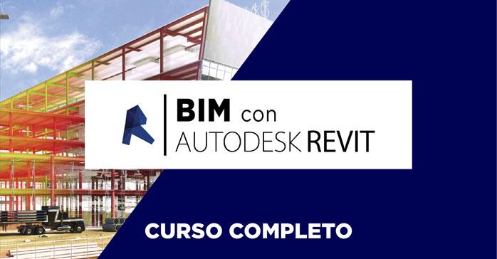 Curso completo de diseño en BIM con Revit Architecture