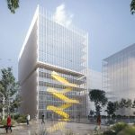 Proyecto Edificio Educación del Futuro / Alan Revale, Georgina Primo, Federico Valverdi