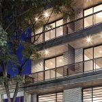 Edificio de viviendas Francia 72 / Buszano Costa Acquarone Arquitectos
