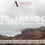 Concurso Internacional de Ideas de Arquitectura Site Mirador