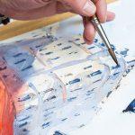 Curso Dibujo arquitectónico con acuarela y tinta