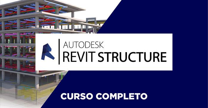 Curso completo de diseño en BIM con Revit Structure