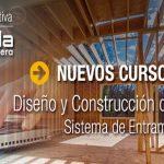 Curso online Diseño y Construcción con Madera. Sistema de Entramado Cerrado