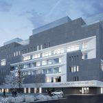 National Cardiovascular Center de Mongolia: El diseño de IDOM gana el Concurso de Ideas