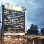Proyecto Edificio Colón -50, Ramos Mejía / Roberto Scaia arquitecto & asoc.
